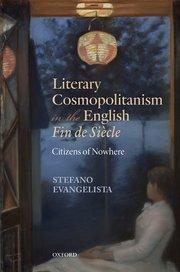 Stefano Evangelista Literary Cosmoplitanism